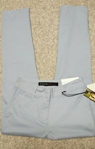 Freestyle Revolution,NWT,1, light blu crop pants.